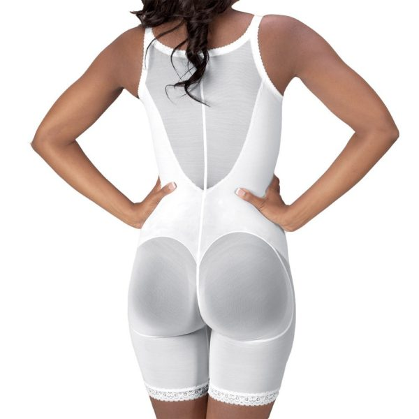 Non- Zippered Mid Thigh Molded Buttocks